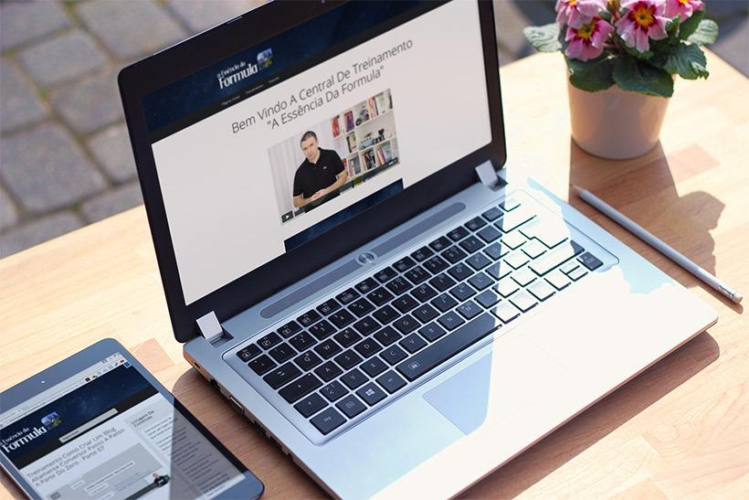 formula negócio online treinamento