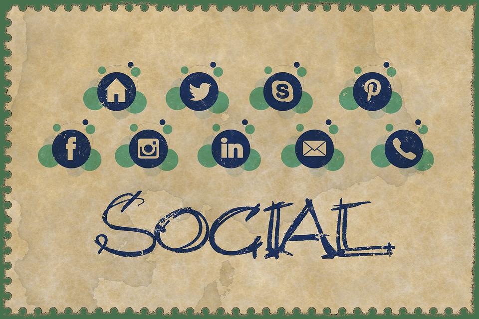 tráfego redes sociais