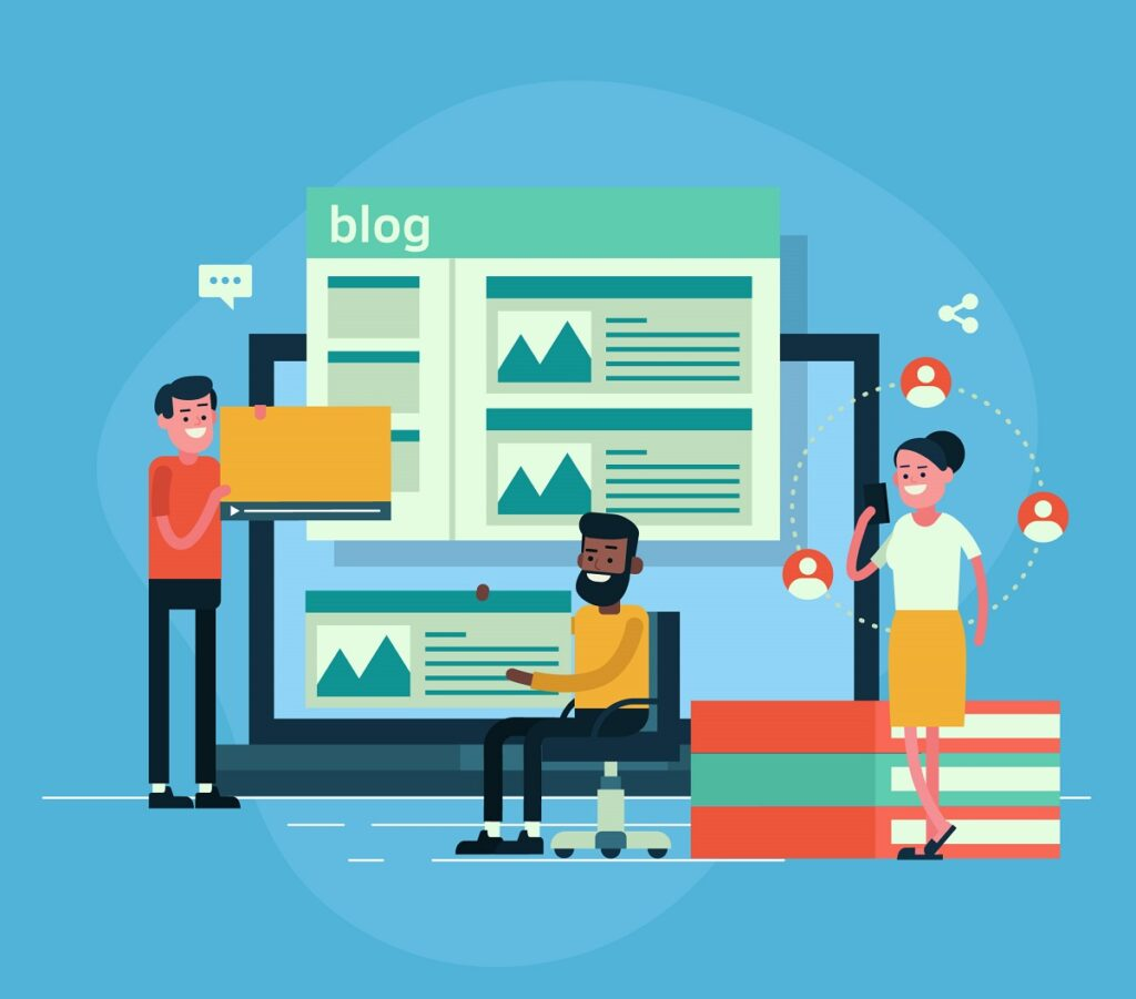 Como lucrar na internet com blogs gratuitos